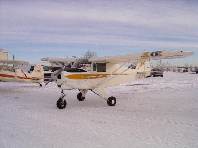 Calgary Recreational & Ultralight Flying Club - CRUFC - Aircraft