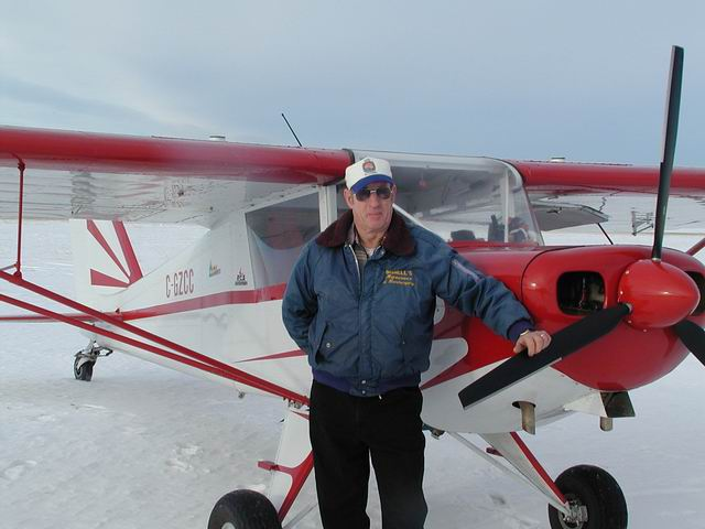 Calgary Recreational & Ultralight Flying Club - CRUFC - Aircraft & Glen Bishell
