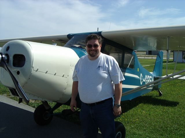 Calgary Recreational & Ultralight Flying Club - CRUFC - Aircraft & Ken Beanlands
