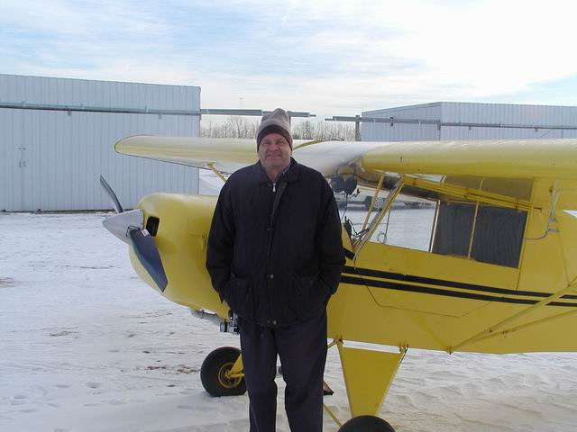 Calgary Recreational & Ultralight Flying Club - CRUFC - Aircraft & Peter Wegerich