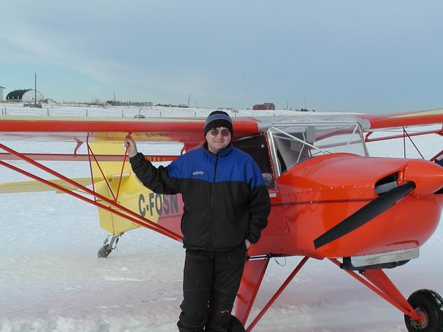 Calgary Recreational & Ultralight Flying Club - CRUFC - Aircraft & Troy Branch