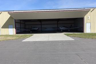 For Sale: Hanger at Springbank Airport